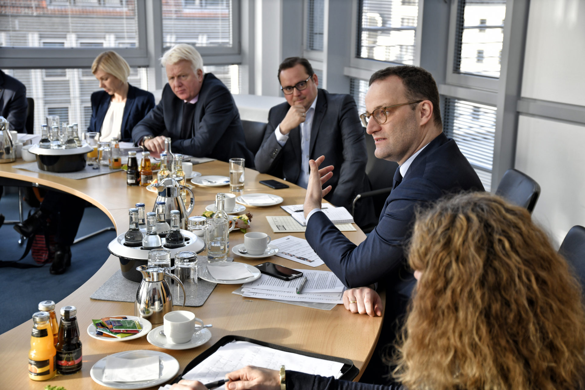 Jens Spahn, Bundesgesundheitsminister