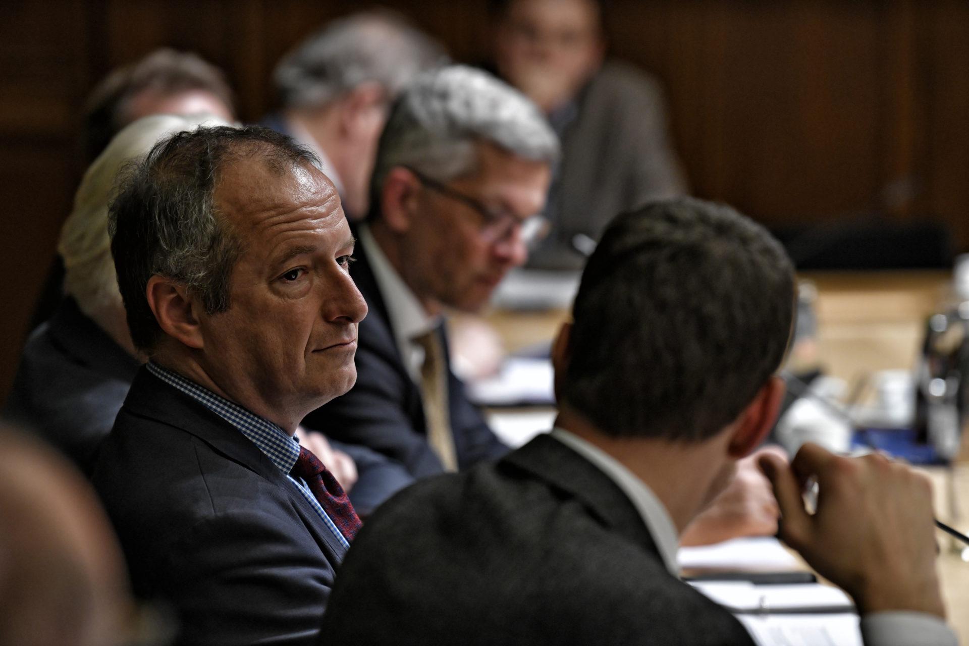 Oliver Wittke, Parlamentarischer Staatssekretär beim Bundesministerium für Wirtschaft und Energie